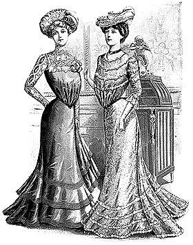 Fashion in the gilded age 84